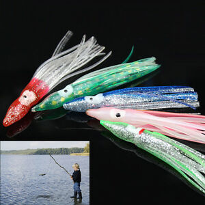 Fishing-Lures-Set-Octopus-Baits-Combo-Squid-Skirt-Lure-Trolling-Bait-aoy3