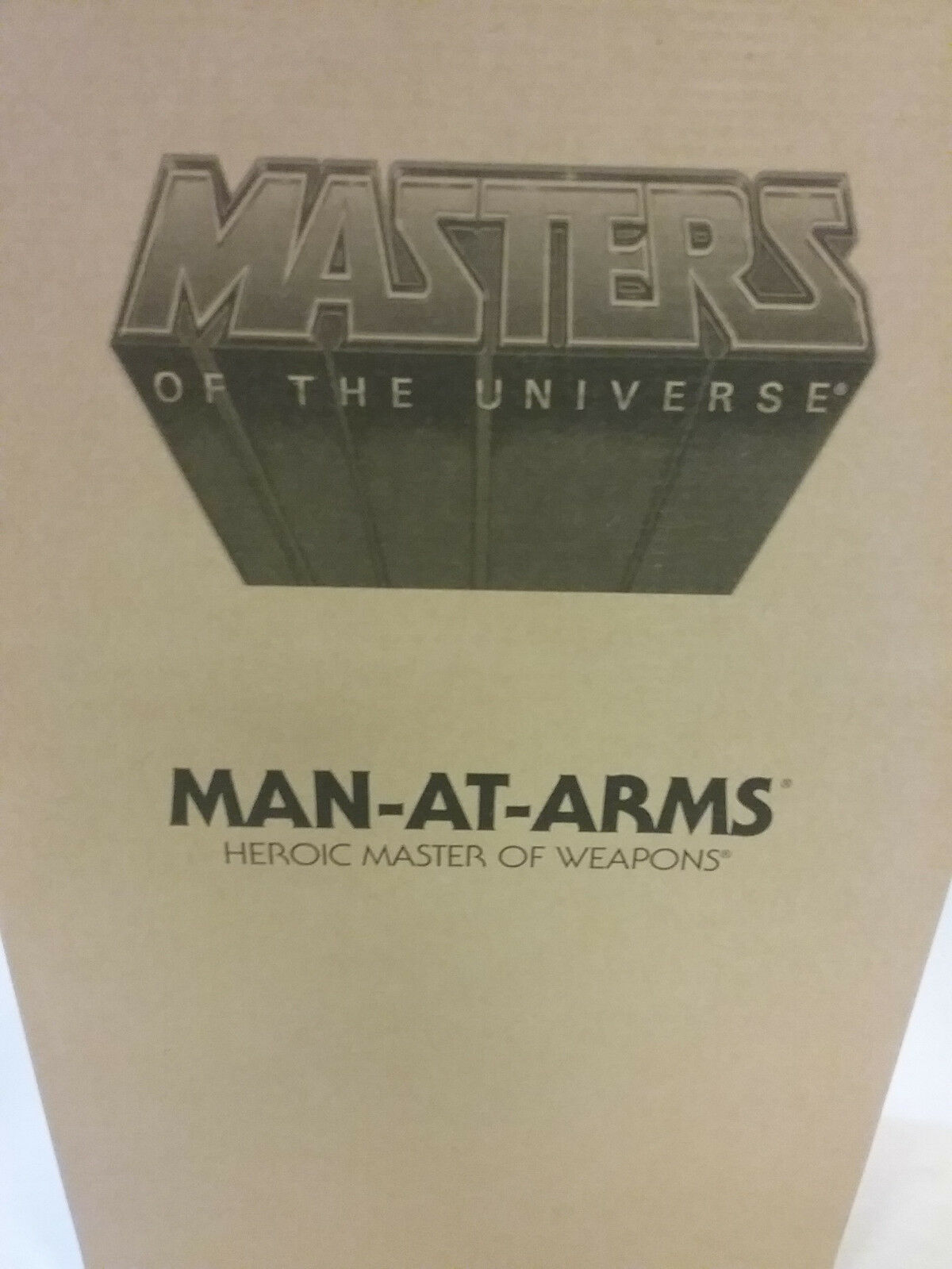 MOTU Giant 12   Man At Arms Figure NEW