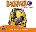 Backpack 6 Class Audio CD by Pearson Education (US) (CD-Audio, 2009)