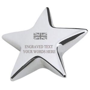 Drapeau Britannique Angleterre Bureau Presse-Papier Gravé E1wkFJA0-09153924-148049826