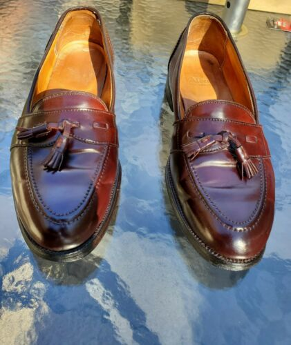 Alden Shell Cordovan tassel Loafer Color #8 8.5 D