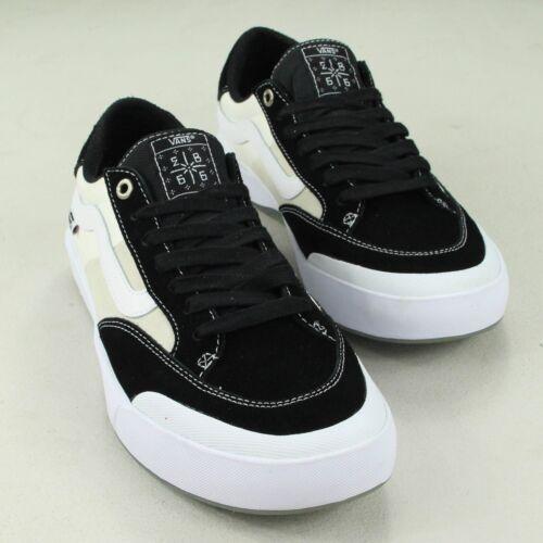 Zapatillas Reino Unido 10 11 Vans 6 deporte en tamaños 8 blanco estrenar de Berle negro 7 Pro 9 a HHnPR