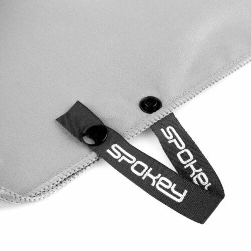 Handschuhe Schnelltrockendes Handtuch Sporthandtuch Saunatuch Badetuch 50 x 120cm Spokey