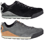 MERRELL-Burnt-Rock-Tura-Suede-Sneakers-Casual-Athletic-Trainers-Shoes-Mens-New thumbnail 1