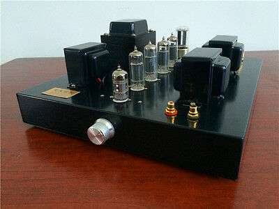 Douk Audio 6P1 Class A Push-pull Tube Amplifier HiFi Stereo VAcuum & Valve Amp