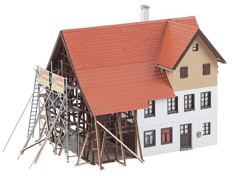 Ftuttier 130533 H0 Kit di Costruzione Casa Colonica Im Modifica