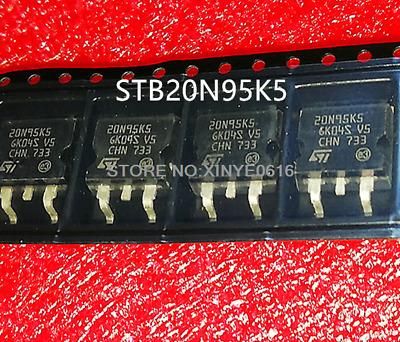 Hot Sell  1PSC  STB20N95K5  B20N95K5  20N95K5  950V 17.5A  TO-263   MOS FET