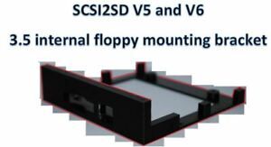 Responsable Scsi 2sd V5 And V6 (3.5 External Enclosure Holder Mount Install Matériel]-afficher Le Titre D'origine Par Processus Scientifique