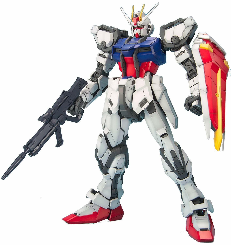 Bandai PG bilen Suit Gundam SEED 1  60 GAT -X105 Strike Gundam Plastic modellllerler kit