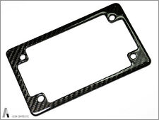 DRY CARBON MOTORCYCLE LICENSE PLATE FRAME DUCATI DIAVEL MONSTER 1299 PANIGALE
