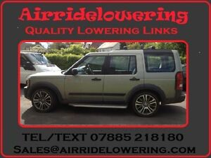 Discovery 3 & 4 Air Suspension Lowering Links  *Free Worldwide Shipping*