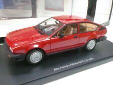 AUTO ART 1/18 - ALFA ROMEO ALFETTA GTV 2.0 1980 RED - 70146
