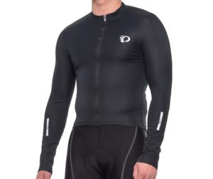 Nouveau PEARL IZUMI PURSUIT Noir Maillot De Cyclisme Vélo En Jersey à manches longues homme XL