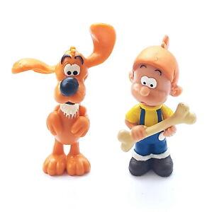 Figuren Aus Sammlung Boule & Bill Plastoy 2001 Mit OS 6 CM