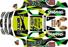 Losi 5ive T wrap decals stickers trophy truck TTRGACV1 hpi baja 5t  5sc woodster