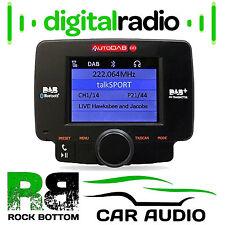 AutoDAB GO Fits SMART Plug n Play In Car DAB Digital Radio Receiver & Bluetooth