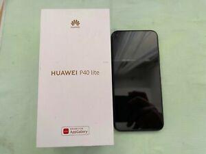 HUAWEI P40 LITE - 128GB BLACK USATO COME NNUOVO DA ESPOSIZIONE