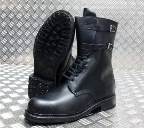 Hola Policía Combate Pierna de Vintage de Militar Distribución Italiano Auténtico nOqxYpAx
