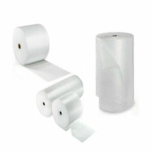 Small Bubble Wrap Eco Friendly Rolls 300mm 500mm 750mm - Free UK Delivery