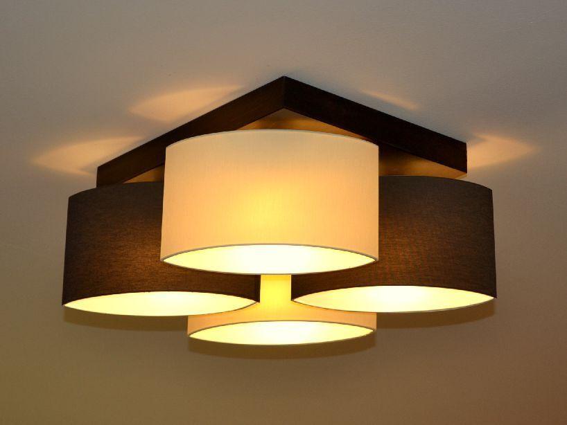 Deckenlampe Deckenleuchte Lampe Leuchte 4 flammig TOP Design ROMA RO-D4 NEU