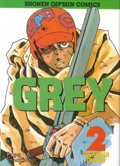 Grey. Vol. 2 - [Free Books]