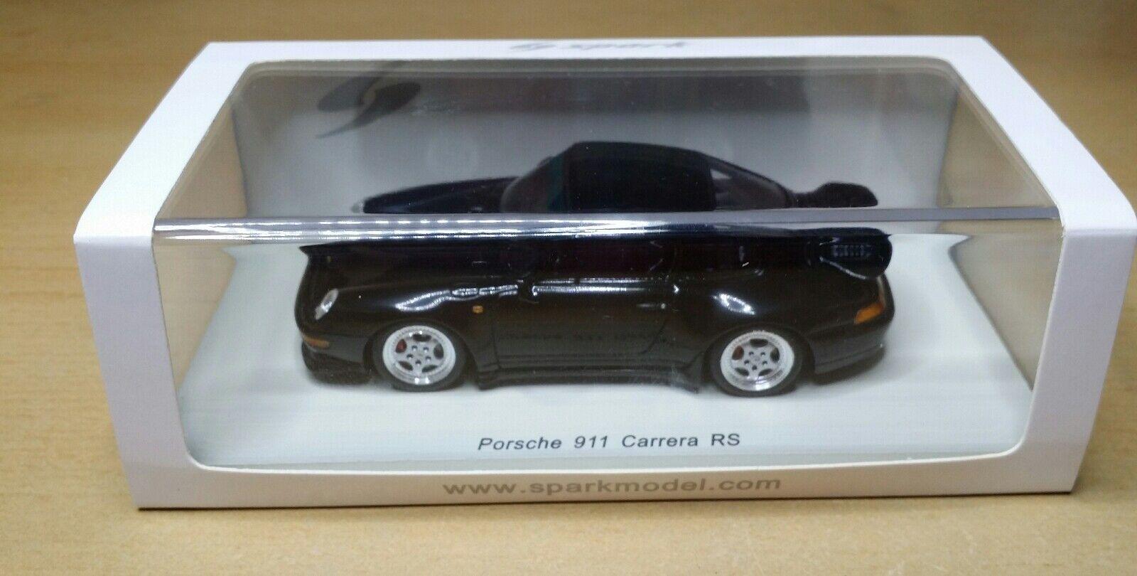 PORSCHE 911 (993) CARRERA RS  1 43 SPARK  ETAT NEUF