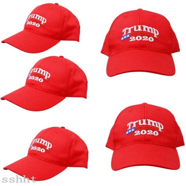 dfed4302824 Trump 2020 President Make America Great Again MAGA Baseball Cap Election  Red Hat