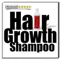 Nutrifolica Hair Loss Regrowth Shampoo Growth Restore Receding Line Bald Spot