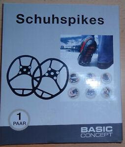 Spikes für Schuhe Schuhspikes  Schuhgröße 38-48 />NEU/<