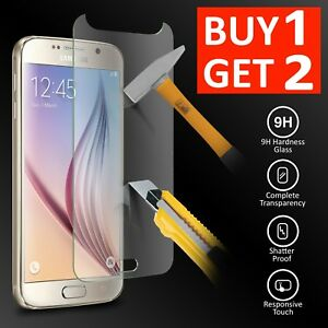For-Samsung-Galaxy-S6-100-Genuine-Tempered-Glass-LCD-Screen-Protector-Film