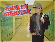 AUSTIN MAHONE - A2 Poster (XL - 42 x 55 cm) - Clippings Fan Sammlung NEU