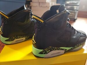 info for 71fc9 c06a6 Details about Nike Air Jordan Retro 6 Brazil (688447 920) Size 12 Barely  Worn