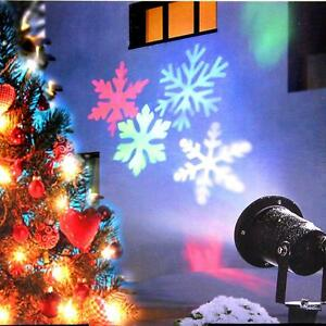 Led laser star snowflake christmas home garden light shower outdoor la foto se est cargando led laser star snowflake christmas home garden light aloadofball Image collections