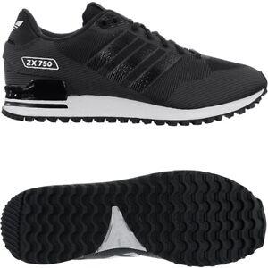 Adidas ZX 750 WV schwarz Herren Low Top Sneakers