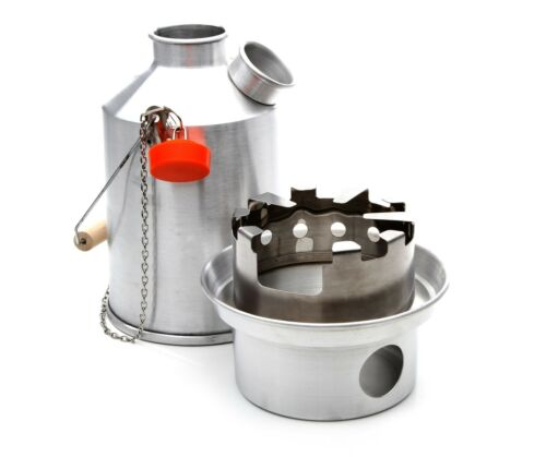 1.6L Volcano Kettle Kelly Kettle or Kits or Accessories ALU Base Camp