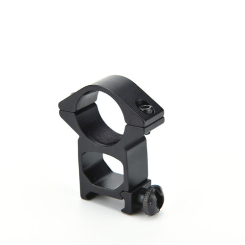 2 pcs 25mm 1 Inch High Profile Ring Scope Weaver Rail Mount 20mm Picatinny GQ