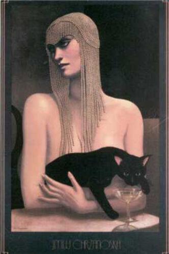 JMW Chrzanoska  Solitaire  25x39 Inches Art Print