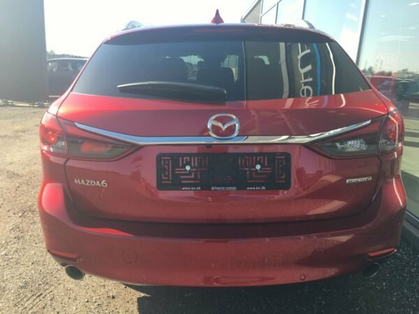 Mazda 6 2,0 Sky-G 165 Premium stc. - billede 3