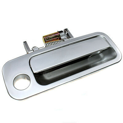 NEW Silver Front Right Outside Door Handle 69210AA010 for 1997-2001 Toyota Camry