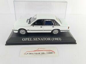 OPEL-SENATOR-1983-ALTAYA-ESCALA-1-43