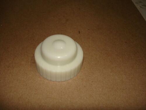 Strikemaster replacement gas cap white   ice auger part bin 504