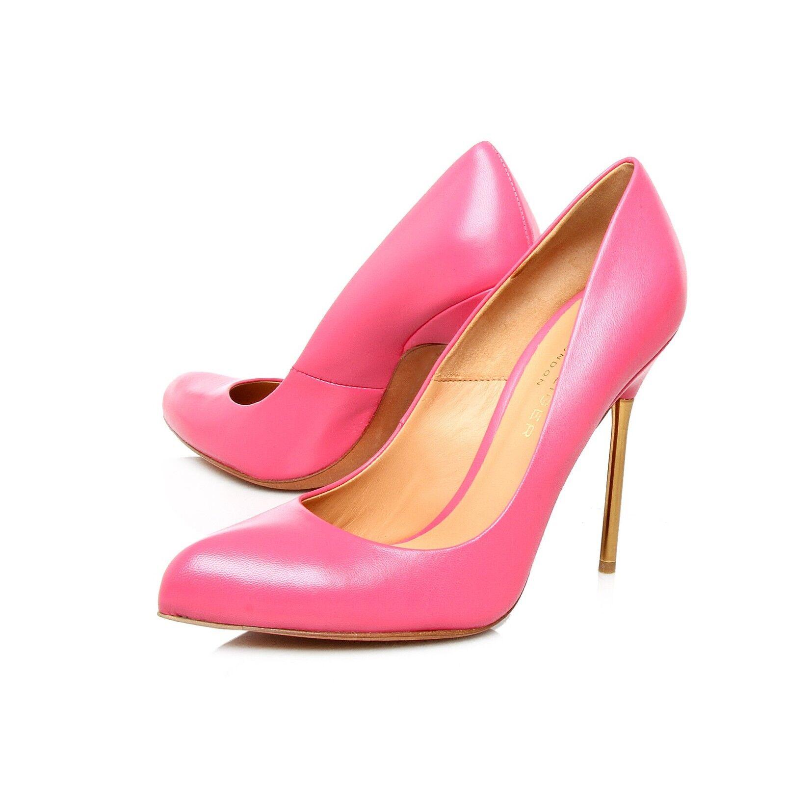 Nuevo Kurt Kurt Kurt Geiger Ébano Britton Elliot B Serie Hot rosadododo Tacones Zapatos 8 41 10  el mas reciente