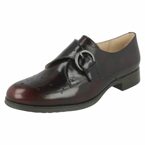 Oxblood Shoes Ladies 'busby Jazz' Clarks red wFHq8I