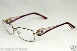 e12a9e8d4ff5 Image is loading CHRISTIAN-DIOR-CD3754STR-CD-3754STR-071-Purple-Eyeglass-