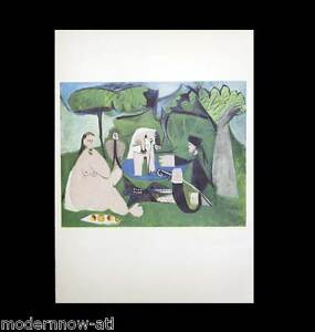 Pablo-PICASSO-Lithograph-Ltd-Ed-106-150-ARCHES-Cat-Ref-c118-Custom-FRAMING