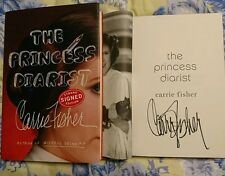 The Princess Diarist by Carrie Fisher (2016, Hardcover)