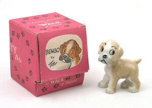 Wade-Bengo-amp-His-Puppy-Friends-Bengo-Boxer-1959-1965-BOXED