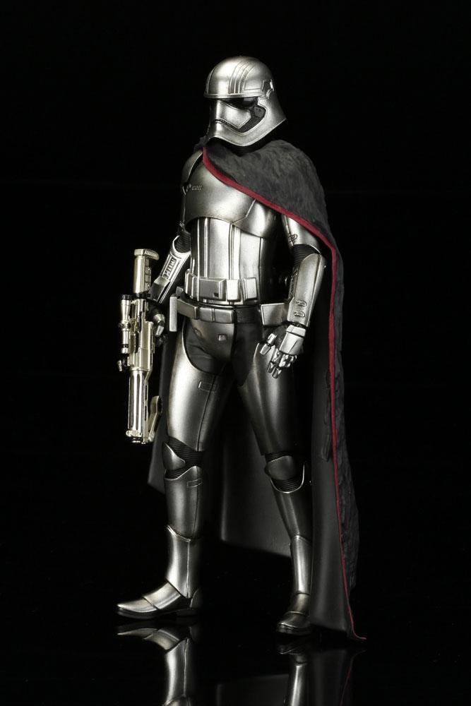 Star Wars Episode VII VII VII Estatua PVC ARTFX+ 1/10 Captain Phasma 20 cm Kotobukiya 28f2e4