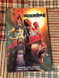 The Scumbag Vol.1: CocaineFinger by Rick Remender (Image Comics TPB)