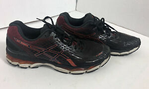 Asics-Gel-Nimbus-17-T507N-Mens-Fire-Athletic-Road-Running-Shoes-Size-11-5
